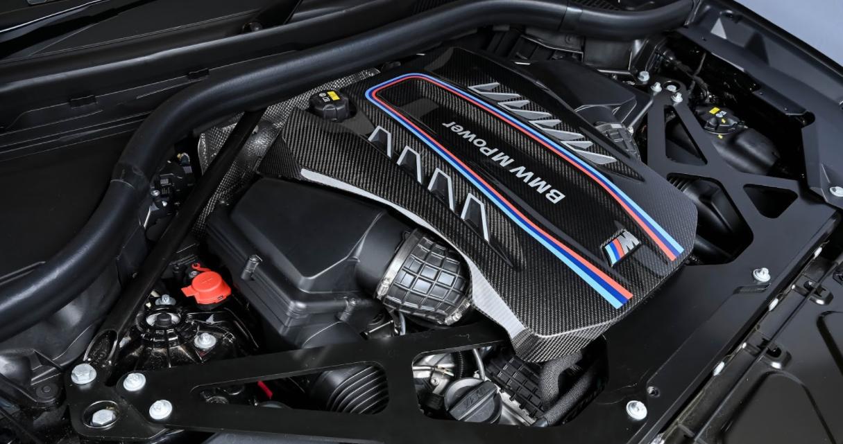2023 BMW X5 Engine