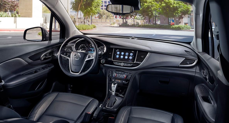 2023 Buick Encore Interior