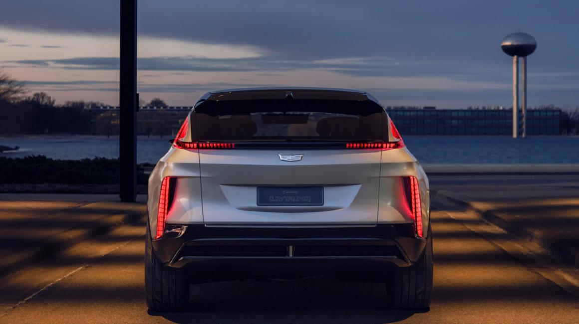 2023 Cadillac Lyriq Engine