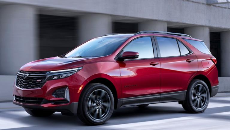 2023 Chevrolet Equinox LS Exterior