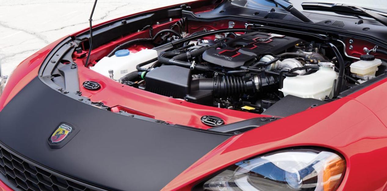 2023 Fiat 124 Abarth Spider Engine