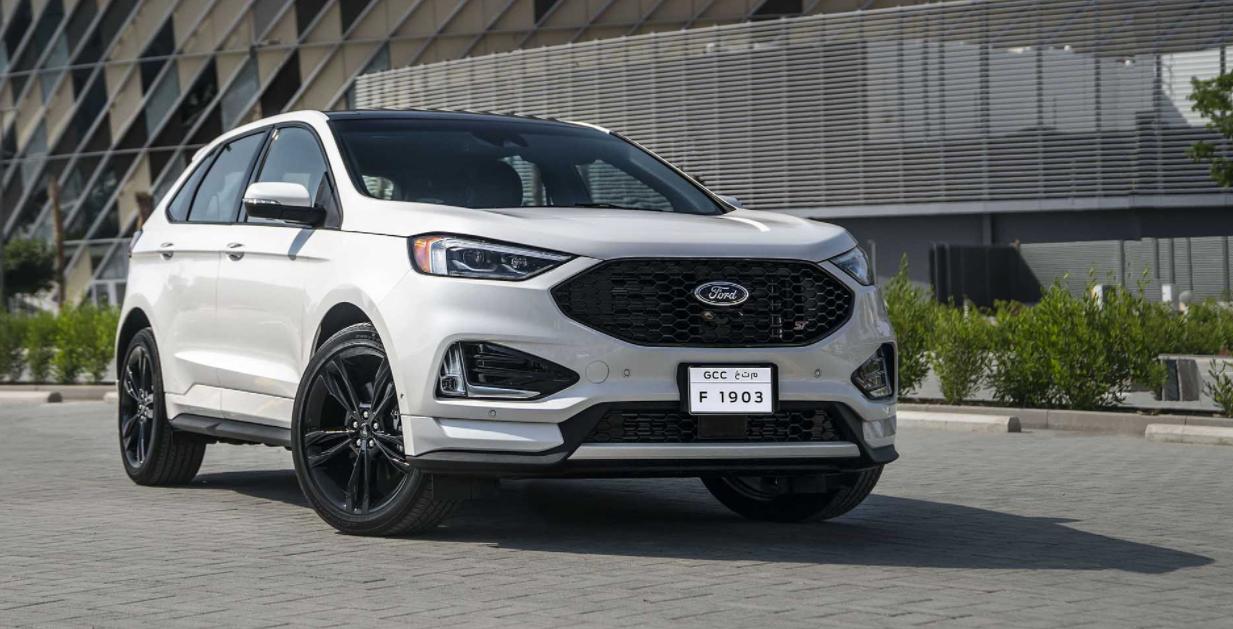 2023 Ford Edge ST Exterior