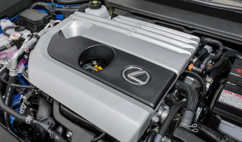 2023 Lexus UX200 Engine