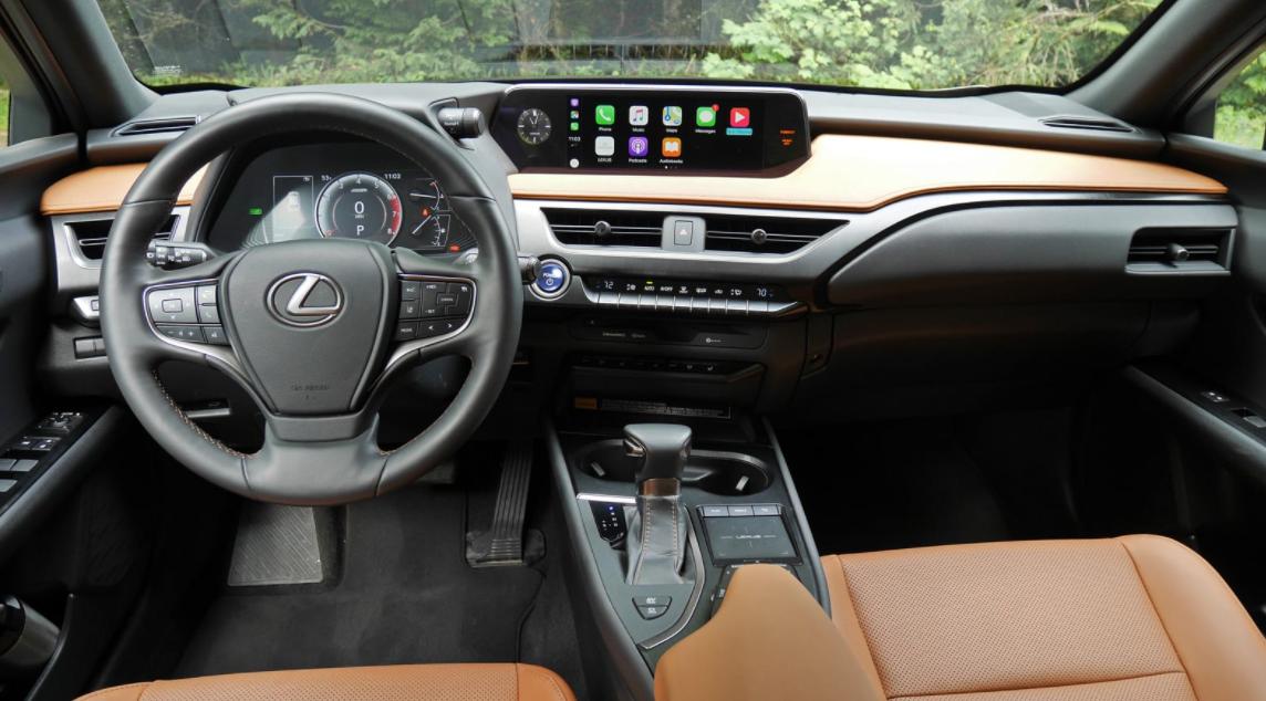 2023 Lexus UX200 Interior