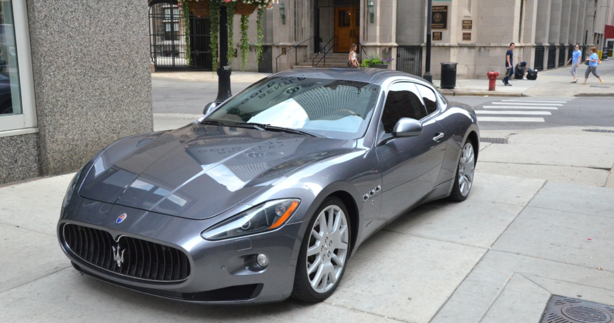 2023 Maserati Granturismo Exterior