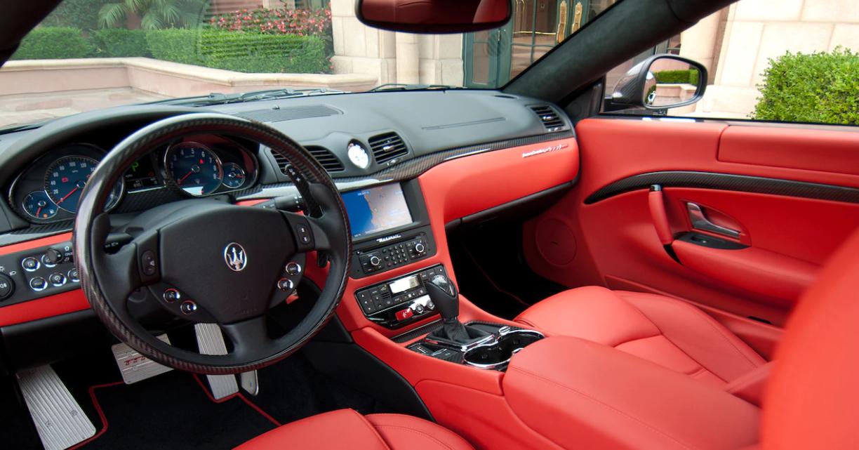 2023 Maserati Granturismo Interior
