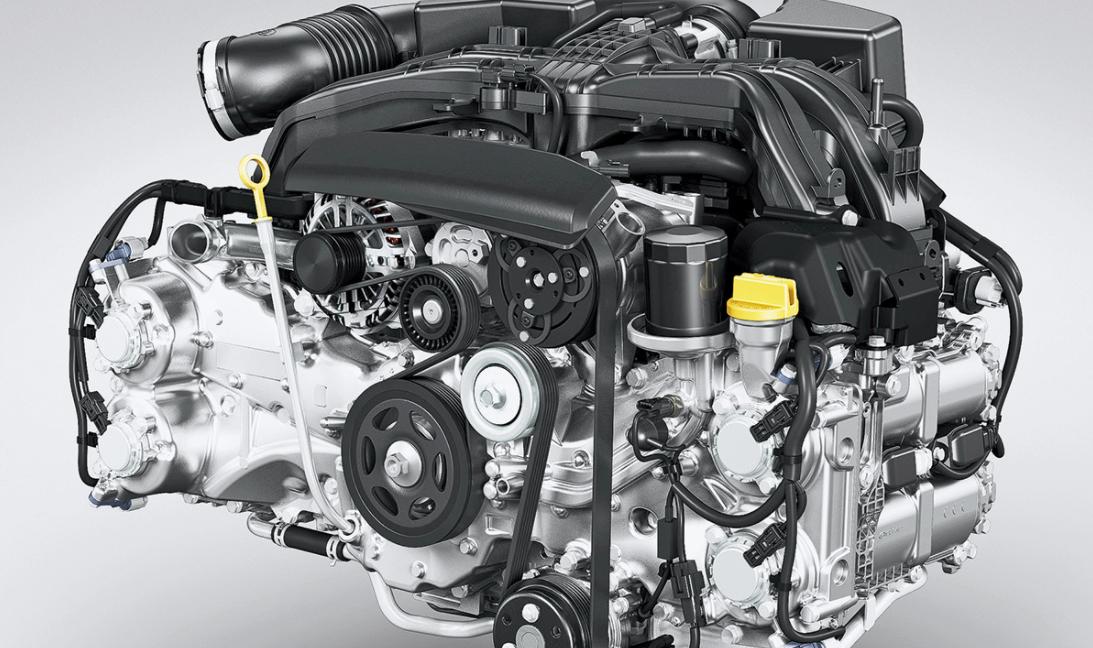 2023 Subaru Forester Engine