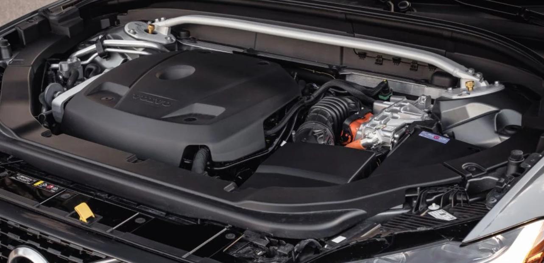 2023 Volvo XC40 Engine