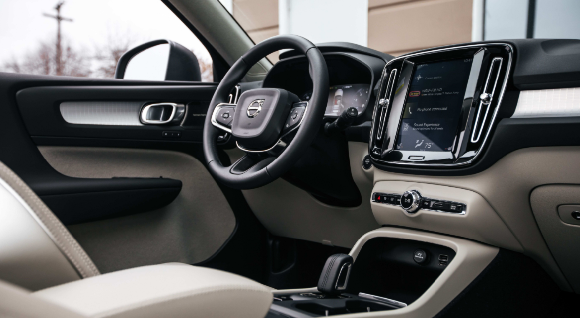2023 Volvo XC40 Interior