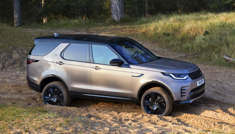 2023 Land Rover Discovery Exterior