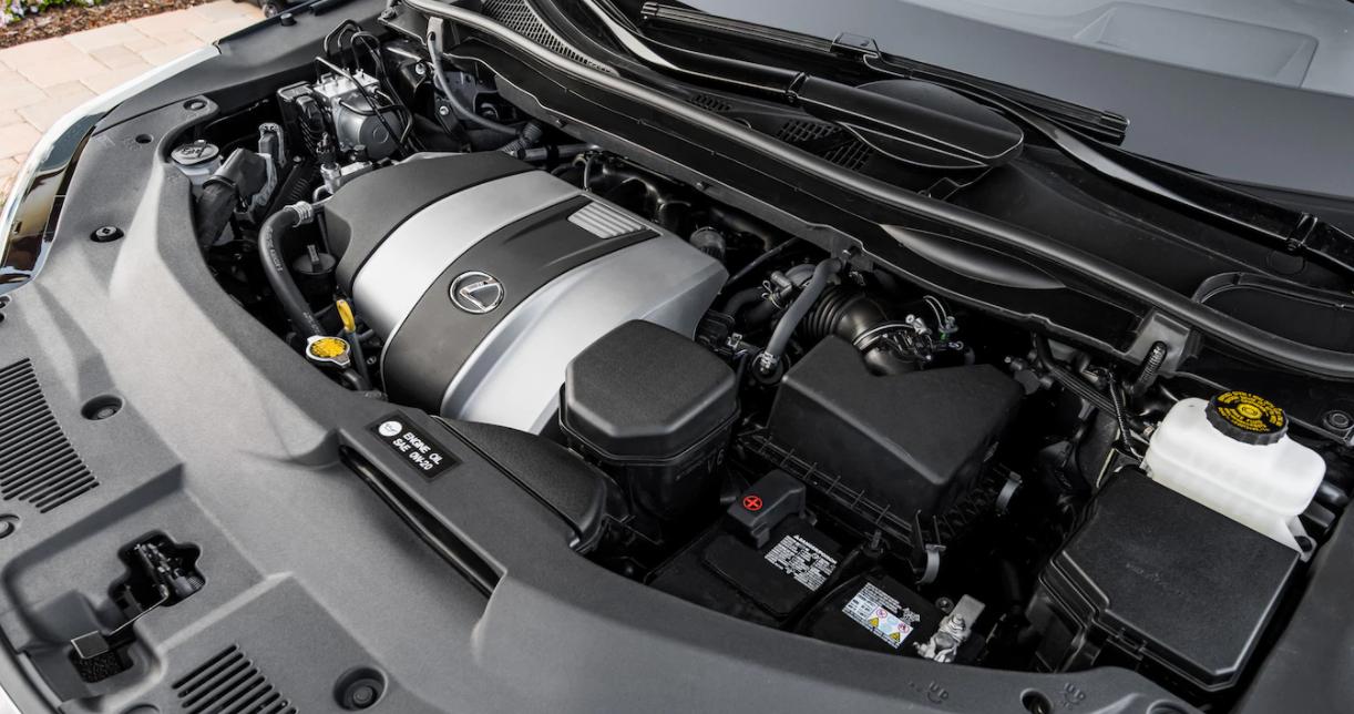 2023 Lexus RX 350 L Engine
