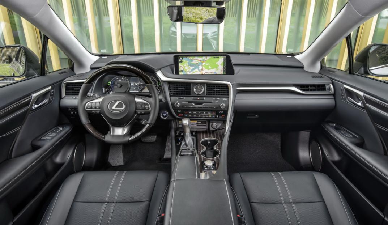 2023 Lexus RX 350 L Interior