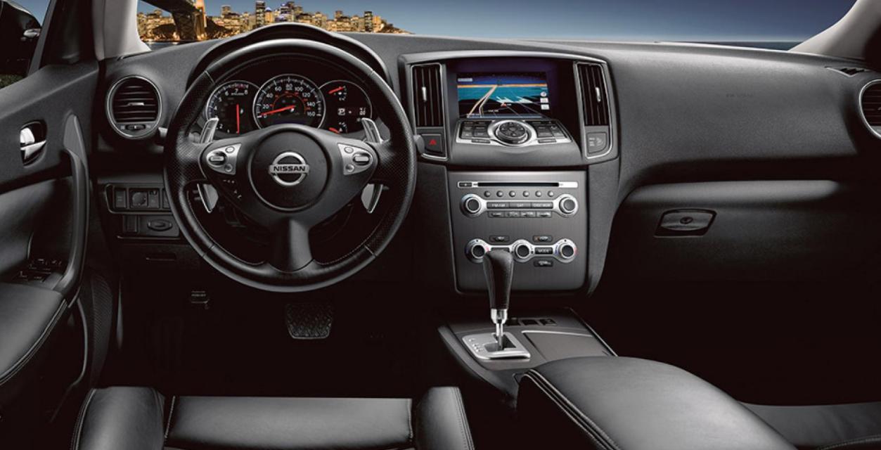 2023 Nissan Xterra Interior