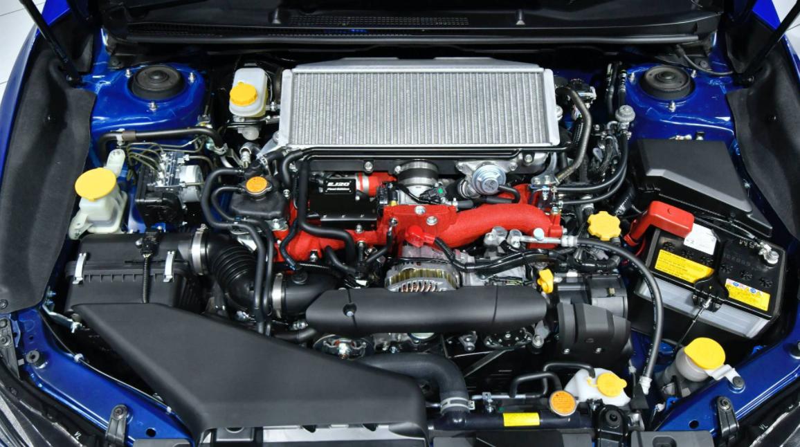 2023 Subaru WRX STI Engine