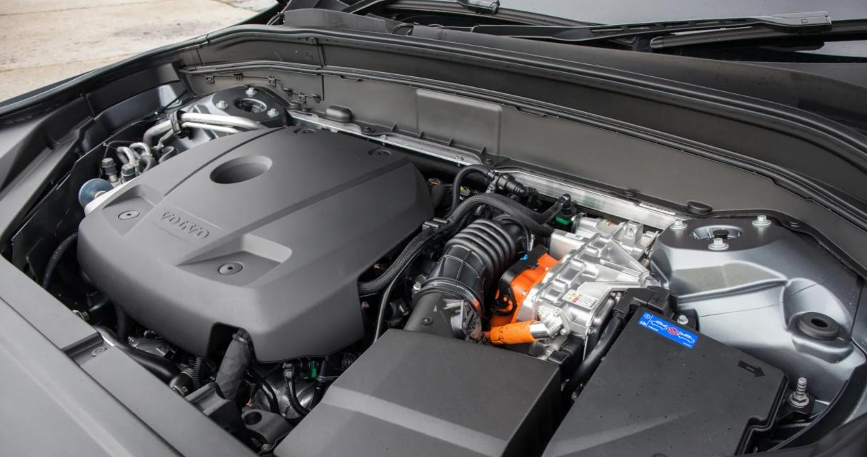 2023 Volvo XC90 Engine